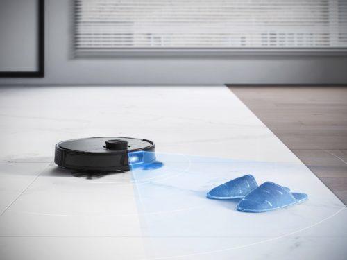 nutikas robot tunneb maasolevad objektid