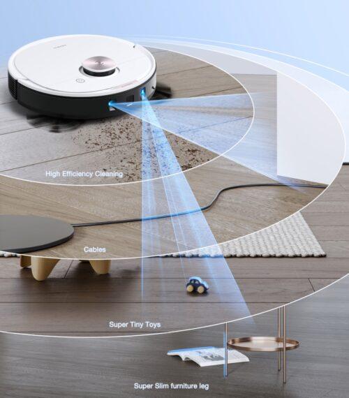 robottolmuimeja kaardistussüsteem