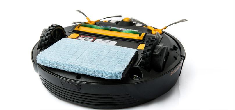 Deebot 83 võimaldab puhastada efektiivselt kogu põranda